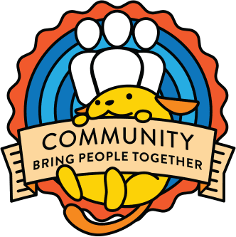 WordPress wapuu pin community for collectors